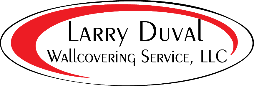 Larry Duval Wallcovering Service Logo
